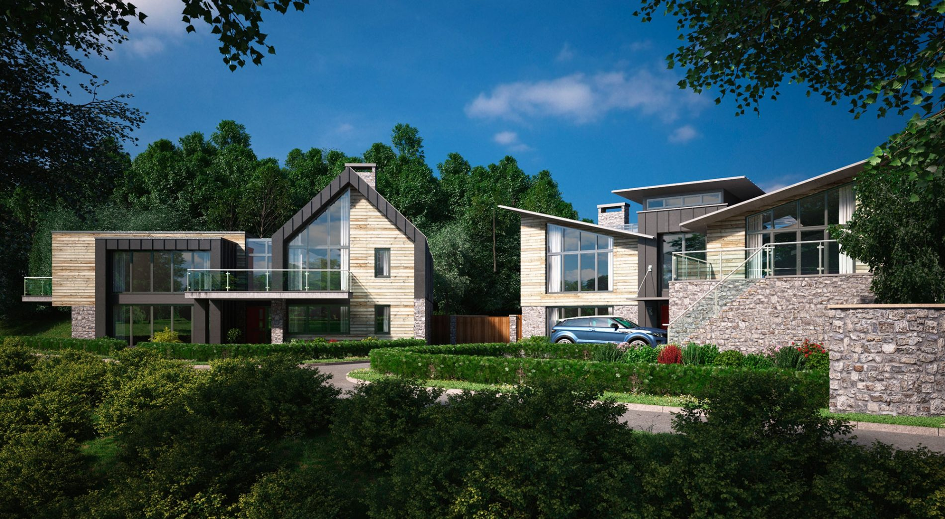 Residential development Image - 2